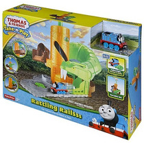Thomas & Friends Take And Play Rattling Rails Bunny Toys