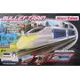 Bullet Train - 8401 Pista De Tren Bala Grande A Pilas