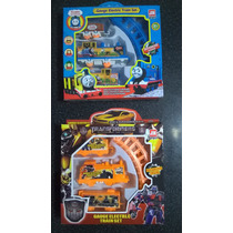 Trencito De Juguete Para Niños!!!! Train Ó Transformers !!!