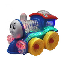 Tren Thomas & Sus Amigos Enorme Luz Melodias Salva Obstaculo
