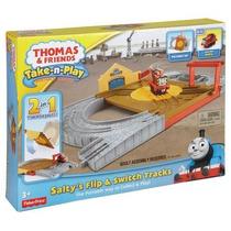 Thomas & Friends Salty´s Flip & Switch Tracks Bunny Toys