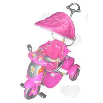 Triciclo Caño Scooter +direccion+luz+sonid / Open-toys 21