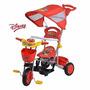 Triciclo Disney Princesas Cars Toy Story Manija Direccional