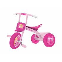 Triciclo Nena Max Barbie Licencia Oficial +4años