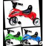 Triciclo Infantil Stark Titan Moto Luces Y Sonido A Pedal