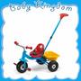 Triciclo Chicco Air Trike 3en1. Jugueteria Baby Kingdom.