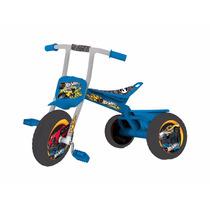 Triciclo Nene Max Hotwheels Licencia Oficial +4años
