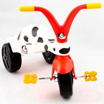 Triciclo Animales Ruedas Super Anchas Reforzado Colores