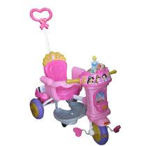 Triciclo Princesas Licencia Disney / Open-toys Avellaneda