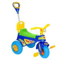 Triciclo Roller Con Barral Biemme