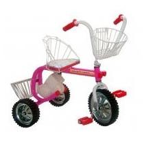 Triciclo A Pedal Con Canasto Y Especial !