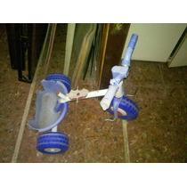 Triciclo Para Restaurar O Para Repuesto De Ruedas