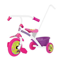 Triciclo Little Minnie Mouse Unibike Original Con Garantia