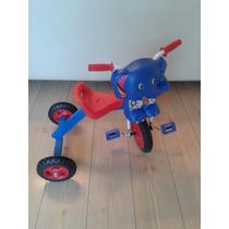Triciclo Infantil A Pedal Eleante 2 A 4 Años Niño/a Nene/a