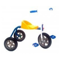 Triciclo Infantil A Pedal Reforzado Para Varón Y Nena
