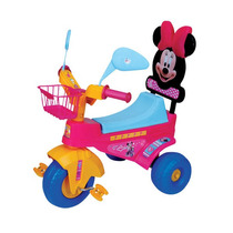 Triciclos Biemme Minie - Mickey - Pooh - Cars - Kitty