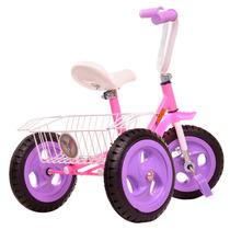 Triciclo A Pedal Para Nenes Y Nenas!