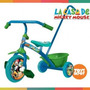 Triciclo De Varon Mickey Disney Original 0/3 Años! Mym Bikes