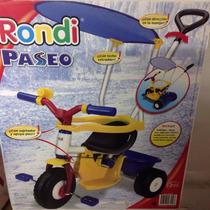 Triciclo Paseo Rondi Envio Sin Cargo Caba