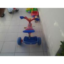 Triciclo A Pedal Muy Buen Estado!!!!