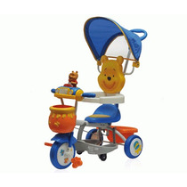 Triciclo Winnie Pooh Licencia Disney / Open-toys Avellan 74