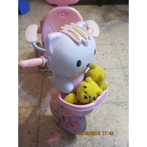 Triciclo De Hello Kitty