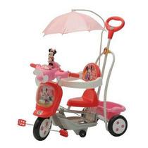 Bebitos Triciclo Minnie Zap Sr-44r Minnie