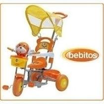 Bebitos Triciclo Perrito Zap Xg3412ea