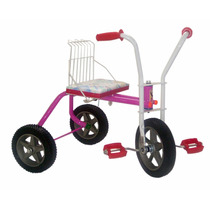 Triciclo De Caño Reforzado Nena .. En Magimundo !!!!!