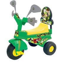 Triciclo Ben 10 Ploppy 755100