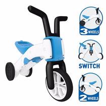 Triciclo Bicicleta De Equilibrio Bunzi Chillafish Todoxmia