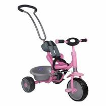 Triciclo Direccionable Kiddy Ktrycicle Cinturón Todoxmia