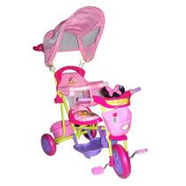 Triciclo Minnie Bebitos Xg8001