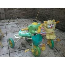 Triciclos Infantiles Nuevos 2° Selección