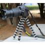 Tripode Gorila Grande Camara Reflex Nikon Canon Sony Lente