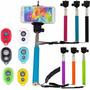 Monopod Selfie Stick Baston Extensible Bluetooth Camara Celu
