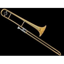Trombon Knight Jbsl-700 A Vara Tenor Bb, Yellow Brass