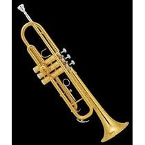 Knight Jbtr-300 Trompeta, Bb ,yellow Brass