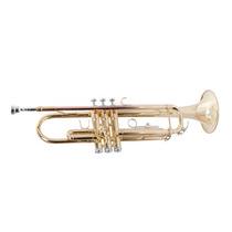 Trompeta Clef Gold Master 150 + Kit De Accesorios!