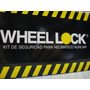 Antirrobo Para Rueda De Auxilio Wheel Lock Linea Toyota