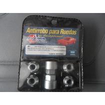 Tuercas Antirrobo Dodge Polara Llanta De Chapa Original