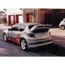 Aleron Peugeot 206 Wrc