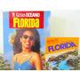 Guia Turistica Florida (dos Guidas) Oceano Y Berlitz De Bols
