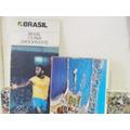 Folleto Turistico De Brasil Y Postales De Uruguay