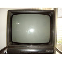 Televisor Grundig Convencional. Con Control Remoto Universal