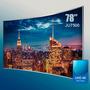 Samsung Led 78 Ju7500 Curvo Uhd 4k 3d 78ju7500 Linea Nueva !