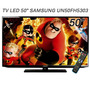 Tv Led Smart Samsung 50 Un50fh5303 Hdmi Tda Usb Futbol Hd