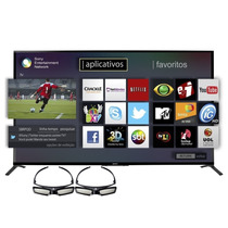 Smart Tv 3d Led Sony 60 Kdl-60w855b Full Hd