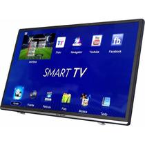 Smart Tv Led 24 Ken Brown Hd Hdmi Usb Tda Navegador Incorp.