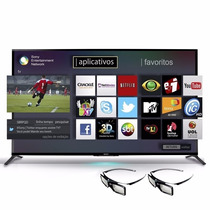 Tv Sony 60 Bravia Led 3d Smart Full Hd Kdl60w855b Env Gratis
